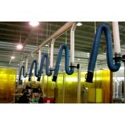车间异味废气处理,多工位粉尘焊烟收集系统