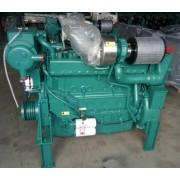 潍坊船用发动机厂家 84KW柴油机 R6105ZC船用柴油机