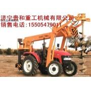 菏泽厂家现货出售拖拉机打桩机 拖拉机打桩机价格