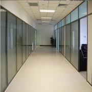 北辰区专业安装双玻百叶玻璃隔断厂家