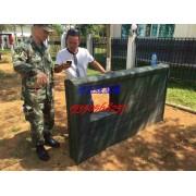 南阳部队400米障碍赛器材直销价格部队障碍器材专卖