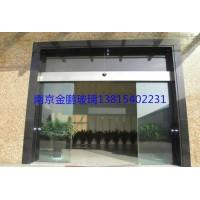南京电动玻璃门