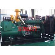 潍柴柴油发电机组 300kw六缸发电机 三相柴油发电机