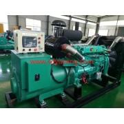 200kw柴油发电机组 潍柴无刷全铜电机永磁发电机组