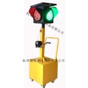 潮州市led交通信号灯 太阳能移动红绿灯
