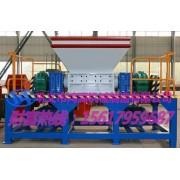 (鸿源机械)长海蛇皮袋撕碎机产量1-15t/h配置表