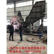 锤式破碎机 彩钢瓦金属破碎机 自行车粉碎机厂家