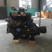 潍柴R4105ZP四缸柴油机 55kw千瓦配木屑机专用发动机