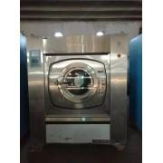 新乡出售二手大型洗衣房设备布草二手水洗机三辊烫平机