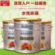 广西钦州地区墙面涂料釉宝厂家招商 刷刷白内墙白色健康环保涂料
