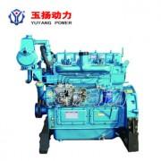 潍坊ZH4100ZC四缸船用柴油机◆40kw55马力发动机