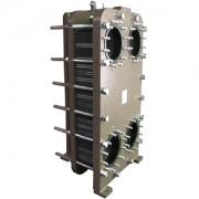 板式换热器和多流程换热器的区别是什么呢??