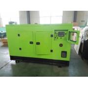 潍坊30kw静音自动化发电机组 全铜电机带四保护 直销