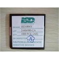 供应ISD1806X录音IC,语音IC,玩具IC