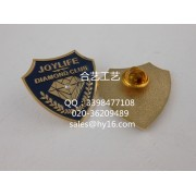 钻石徽章,镶钻徽章,公司标志徽章,高档襟章