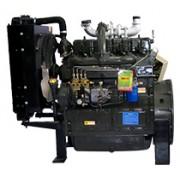 潍坊四缸K4100ZD 40千瓦 55马力柴油机 增压省油