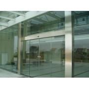 石景山安装玻璃门 感应玻璃门维修