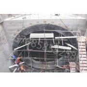 地铁隧道口橡胶帘布板