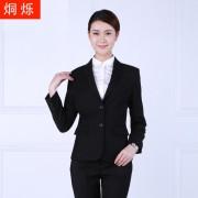 湖南工装西服批发夏季新款女士套装