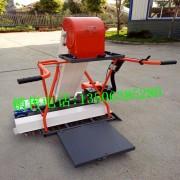 西宁收谷机装袋机   全自动小麦自走式装粮机