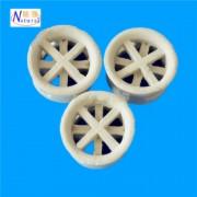 陶瓷阶梯环 供应新型高效化工塔填料 厂家直销陶瓷阶梯环填料
