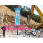 梅州市矿山免爆破开采设备液压劈裂机供应商地址