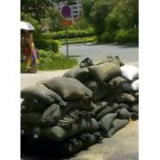小区消防沙袋防汛沙袋优惠价