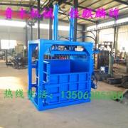 梅州80吨立式金属打包机塑料瓶 液压打包机