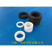 聚四氟乙烯密封圈 PTFE填料 四氟密封圈 四氟碳纤维填料