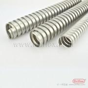 不锈钢单勾电线电缆保护软管