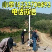 呼和浩特灯杆厂5米6米7米农村建设用