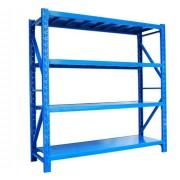 扬州中型货架商超产品展示架4层仓储货架物料架可定制
