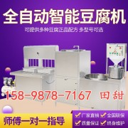 盛隆豆腐机价格 吉林白城全自动豆腐机械厂 家用豆腐机品牌