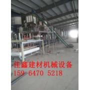 邯郸TC防火保温板设备厂家供应  外形尺寸  工作效率
