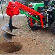 长葛拖拉机带挖坑机配置