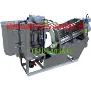青岛工业应用叠螺机全自动电控污泥脱水一体机