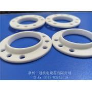 聚四氟乙烯耐高温打孔台阶环保材料密封垫 铁氟龙异形密封圈