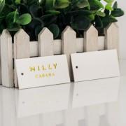 白卡纸吊牌服装吊牌设计厂家直销智彤印刷厂