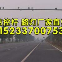 邢台道路监控杆哪个厂家好,隆尧6米八棱监控杆价格