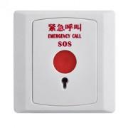 86型钥匙紧急开关 酒店洗手间呼叫报警器 ABS应急呼叫面板