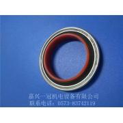 厂家定制机械设备通用PTFE油封 不锈钢橡胶制品密封圈