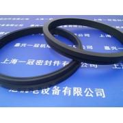 自主生产厂家定制增强四氟耐高温阀门大阀座密封垫圈铁氟龙密封圈