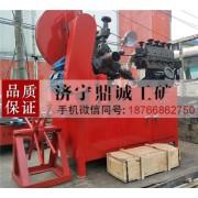 河北邢台混凝土预留孔道螺旋管制管机 无级变速波纹管制管机