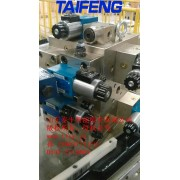YT32-100RCV二通插装阀带快速缸,快速缸不承压