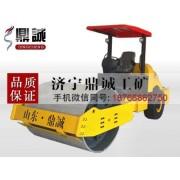 沈阳六吨单钢轮土石方压路机 管道沟槽乡村路基震动压实机