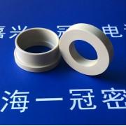 PEEK设计加工耐高温异形轴承轴套密封件PEEK定制密封垫圈