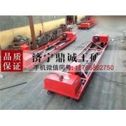 三辊轴摊铺机 混凝土铺筑路滚筒式整平机 自走式水泥路面铺平机