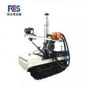 源头厂家直供气动履带式钻机ZQLC-400/9.0S