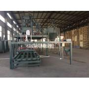 TC外墙免拆一体板设备为建筑保温材料的需求开辟了新空间