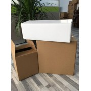 南海五层加固白板纸箱